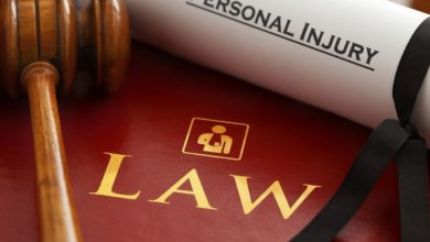 Photo of Cases Handled By A Personal Injury Law Firm