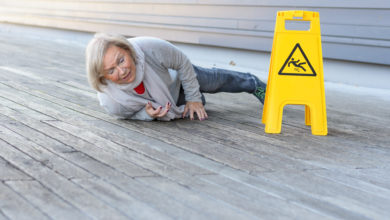 Photo of What Information Do You Need After A Slip and Fall Accident?